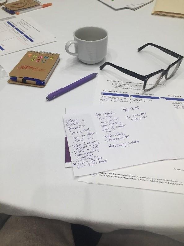 Spring Blog: Chapter Leaders Training in KansasCity